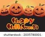 cute illustration material for... | Shutterstock .eps vector #2035780001