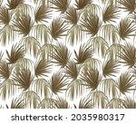 watercolor seamless pattern.... | Shutterstock . vector #2035980317