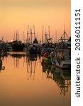 Steveston Harbor Sunset...