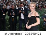 venice  italy   september 03 ... | Shutterstock . vector #203640421