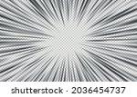 crash zoom vector effect...   Shutterstock .eps vector #2036454737