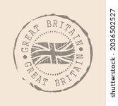 great britain stamp postal....