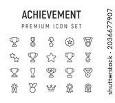 premium pack of achievement...