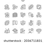 international monetary fund....   Shutterstock .eps vector #2036711831