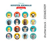 abstract,avatar,banner,bear,beard,business,cartoon,character,collection,deer,design,dog,face,flat,fox