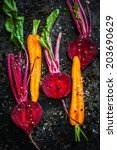 Raw Vegetables For Roasting  O...