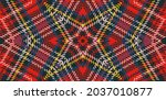 unusual interpretation of... | Shutterstock .eps vector #2037010877