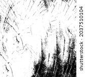 grunge background black and... | Shutterstock .eps vector #2037510104