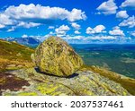 Huge Rock Big Boulder And...