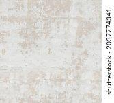white gray concrete plaster... | Shutterstock .eps vector #2037774341