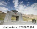 Khunjerab  pakistan   july 26 ...