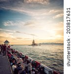 View At Maiden's Tower In...