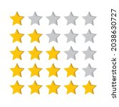 rating review and feedback icon ...