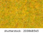 abstract green background made... | Shutterstock . vector #203868565