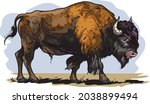 vector cartoon style... | Shutterstock .eps vector #2038899494