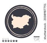 black grunge stamp circle... | Shutterstock .eps vector #2038987751