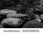 Three Stones On The River
