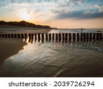 Beautiful Baltic Seascape With...
