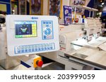 bangkok   june 28  embroidery... | Shutterstock . vector #203999059