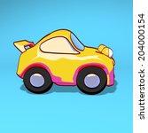 sport car | Shutterstock . vector #204000154