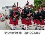 aabenraa  denmark   july 6  ... | Shutterstock . vector #204002389