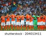 sao paulo  brazil   july 9 ... | Shutterstock . vector #204013411