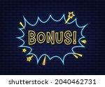 comic speech bubbles with text...   Shutterstock .eps vector #2040462731