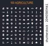 agriculture big collection of...