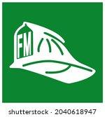 fire marshal symbol sign ...   Shutterstock .eps vector #2040618947