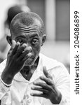 accara  ghana   mar 4  2012 ... | Shutterstock . vector #204086899