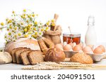 Assortment Of Baked Bread ...