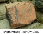 Red Stone. Big Cobblestone. A...