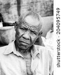 accara  ghana   mar 6  2012 ... | Shutterstock . vector #204095749