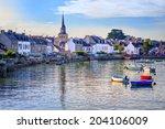 Morbihan Bay  Brittany  France