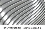 abstract silver background with ...   Shutterstock . vector #2041330151