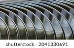 abstract silver background with ...   Shutterstock . vector #2041330691