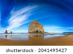 The Haystack Rock On The Cannon ...