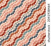 seamless ethnic pattern. tribal ... | Shutterstock .eps vector #2041938464