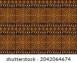african seamless pattern ...   Shutterstock .eps vector #2042064674