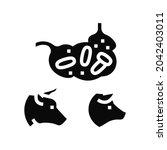 coli bacillus domestic animal...   Shutterstock .eps vector #2042403011
