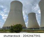 Temelin Nuclear Power Station...