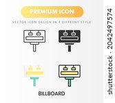 billboard icon for your website ...