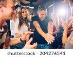 party people | Shutterstock . vector #204276541