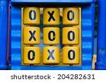 ox games | Shutterstock . vector #204282631