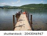 Ullswater Lake In Lake District ...