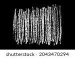 scribble hand drawn in chalk on ...   Shutterstock .eps vector #2043470294