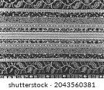 distress grunge vector texture... | Shutterstock .eps vector #2043560381