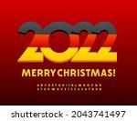 vector german greeting card... | Shutterstock .eps vector #2043741497
