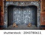 aachen  germany. october 04 ... | Shutterstock . vector #2043780611