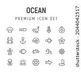 premium pack of ocean line...